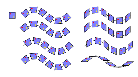 Patrón en trayecto, ejemplo 2.