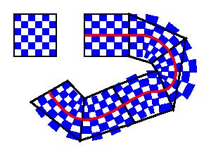 Patrón en trayecto, ejemplo 6.