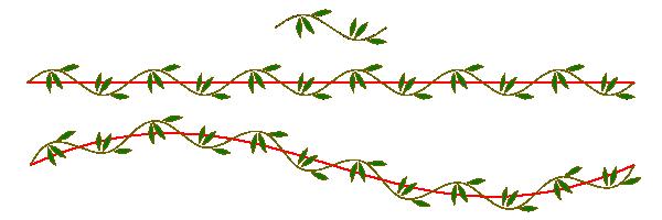 Patrón en trayecto, ejemplo 4.