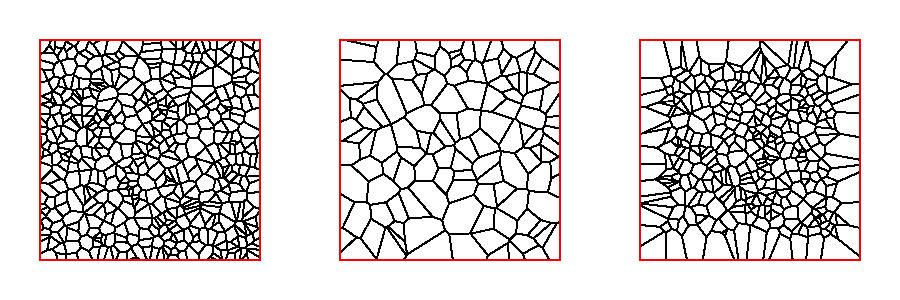 Ejemplo de la extensión Patrón Voronoi 1.