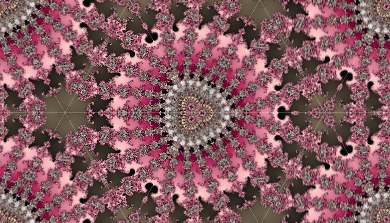 A simple Kaleidoscope animation.
